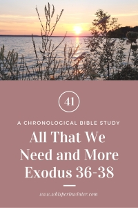 Link to a Bible Study Blog Post